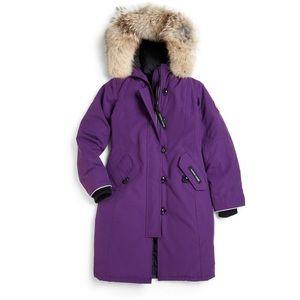 Canada Goose Brittania Parka Coat